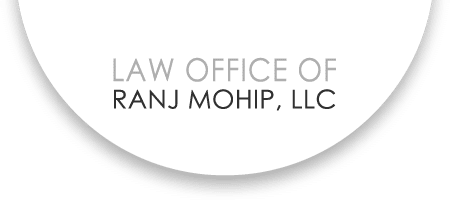 Attorney Chicago IL Law Office of Ranj Mohip, LLC logo